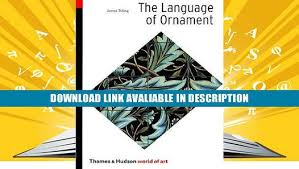 the language of ornament world of pdf by trilling 28 images
