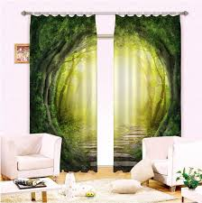 green blackout curtains scalisi architects