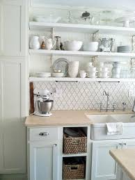 Kitchen Open Shelves Ideas Best 20 Country Kitchen Shelves Ideas On Pinterest Country