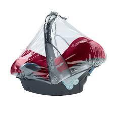pebble siege auto protection pluie pour siège auto pebble cabriofix citi sps