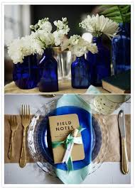 Blue Vases For Wedding 356 Best Wedding Decorations Images On Pinterest Marriage