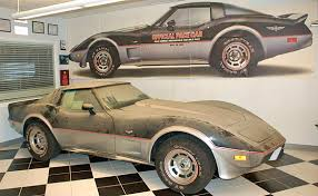 25th anniversary corvette value amazing 1978 corvette pace car barn find with 13 original