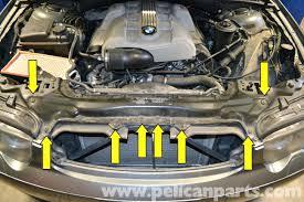bmw the infamous alternator bracket oil leak on the e65 bmw 7