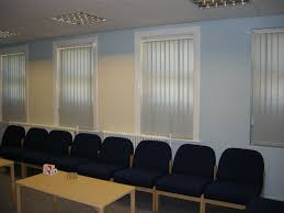 Industrial Vertical Blinds Commercial Industrial Contracts Bury Office Blinds