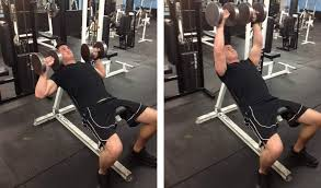 Phil Heath Bench Press Build Muscle Gym