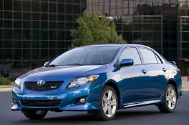 2008 toyota corolla xrs images specifications and information