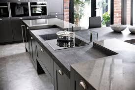 plan de cuisine en quartz plan de travail cuisine schmidt ordinary quartz 12 206lot frame 1800