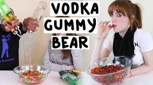 how to make vodka gummy bears tipsy bartender youtube