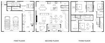 Single Family House Plans by Floor Plans For Family Homes