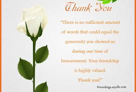 thank you for funeral flowers image jpg