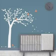 stickers arbre chambre bébé stickers muraux chambre bebe pas cher choosewell co