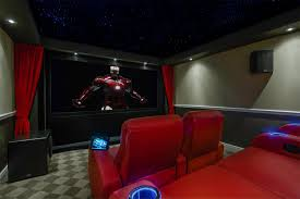 home theater examples star ceilings painted or fiber optics page 24 avs forum
