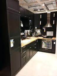 cuisine en noir cuisine noir mat beautiful cuisine bois et noir ideas design trends