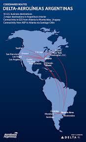 san francisco delta map delta aerolíneas argentinas partnership launches delta news hub