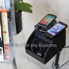 cell phone charging station chargetech