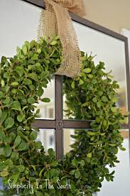 boxwood wreaths how to make a boxwood wreath for 6