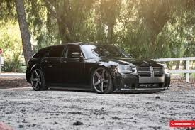stanced rolls royce the most luxurious dodge magnum in the world