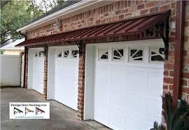 Garage French Doors - awning style garage doors awning for barn doors awning for french
