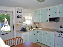 cape cod small cottage kitchen