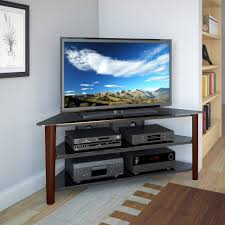 Corner Tv Cabinet For Flat Screens Tv Stands Stunning Corner Tv Stand Inch Photos Ideas Stands Top