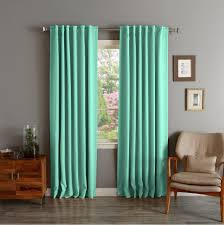 Turquoise Curtains Walmart Interior Best Collection Walmart Drapes With Lovely Accent Colors