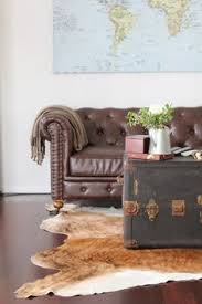 Real Cowhide Rug Interior Decorating Trends You Might Regret Later On Part Ii