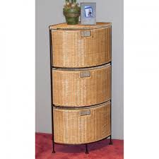 3 Section Laundry Hamper by Laundry Hamper With Wheels Mesh Laundry Basket With Wheels Suds