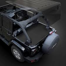 jeep wrangler or jeep wrangler unlimited gpca jeep wrangler unlimited cargo cover lite versatile and