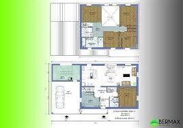maison 6 chambres plan maison a etage 100m2 14 plan maison en u 6 chambres get