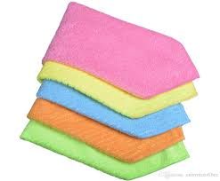 sinland household multi purpose microfiber cleaning cloths kitchen