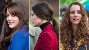 kate middleton u0027s 15 best hairstyles ever allure
