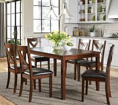 7 pc dining room set darby home co nadine 7 dining set reviews wayfair
