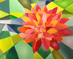 cubism flower painting painting 2014 15 mrs joe s pages