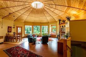 a firsthand look at the magnolia 2300 yurt the first energy star
