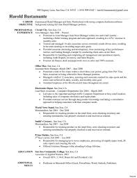 retail manager resume 2 sle resume for manager position best of smart retail