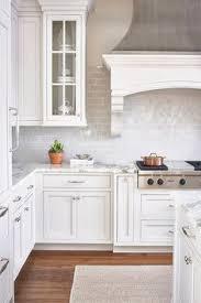 Gorgeous Kitchen Backsplash With White Cabinets  White - Kitchen backsplash photos white cabinets