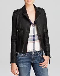 hooded motorcycle jacket joie jacket ailey leather moto bloomingdale u0027s