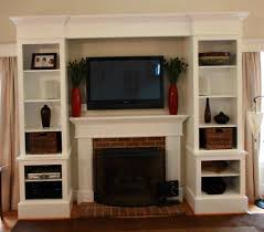 entertainment center ideas diy diy built in entertainment center with fireplace home design ideas