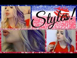 hairstyles for day old curls how to style day old curls youtube
