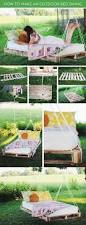 Pallet Bunk Bed Oh Yeah Easy I Can Make This Projects by Best 25 Pallet Swing Beds Ideas On Pinterest Palette Swing