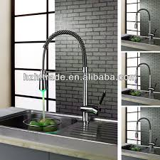 led kitchen faucet kitchen faucet with led light kitchen faucet with led light