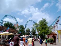 Dallas Texas Six Flags Six Flags Fiesta Texas Wikipedia