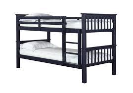 Bunk Beds Beds - Navy blue bunk beds