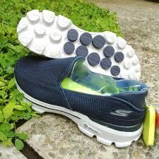 Sepatu Skechers Laki jual sepatu skechers gowalk 3 salur limited di lapak pusat
