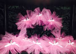 Tutu Party Decorations Tutu Party Favorsbaby Shower Favorsset Of 10 Tutus For Nail