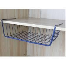 wire cabinet shelf organizer white wire under shelf basket bathroom racks kitchen cabinet