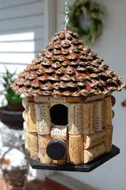 best 25 wine cork birdhouse ideas on pinterest bird house