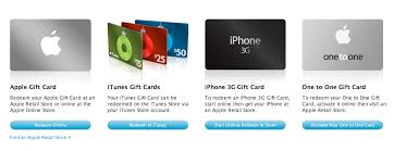 gift card offers apple offers insight on redeeming gift cards