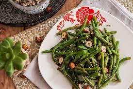 comment cuisiner les haricots verts haricots verts sautés façon asiatique cook and goûte