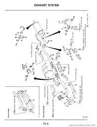 nissan sentra heat shield nissan 300zx 1984 z31 engine control workshop manual